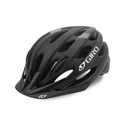 GIRO Revel Cycling Helmet Bicycle AUSSIE Bike STANDARD 54-61cm Black/Charcoal