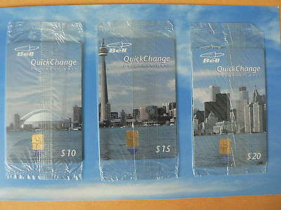 Superb Album # 2 Collection Of 90 Diff. Phonecards From Bell Canada B20000-118