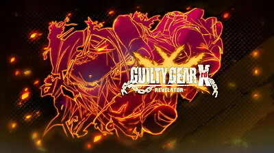"""052 Guilty Gear XrdRevelator - Action Fight Game 42""""x24"""" Poster"""