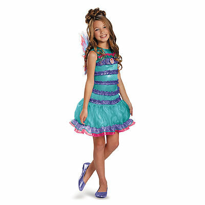 Bloom Winx Club Girls Costume Large - ( Size 10-12 ) 74345