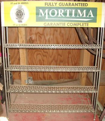 Classic Mortima Watch Display Stand 1950/60s
