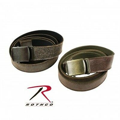 Rothco Reversible Vintage Leatherpoly Web Belt