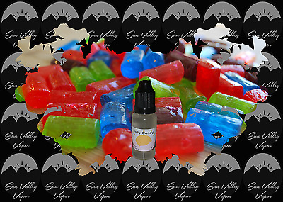 Jolly Rancher E JUICE E LIQUID VAPORIZER 15 ML Bottle USA MADE