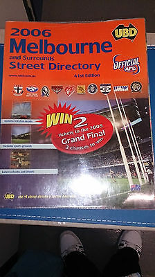 Melbourne and Surrounds Street Directory 2006 - LE916