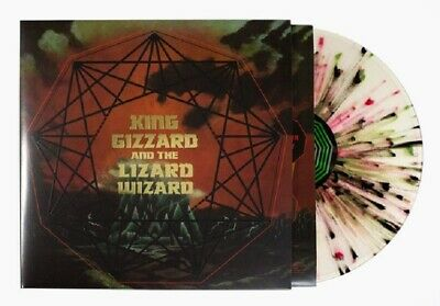King Gizzard & The Lizard Wizard Nonagon Infinity GAMMA RAY vinyl LP NEW/SEALED