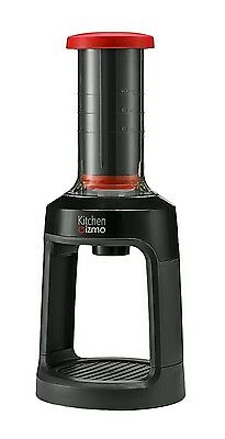 Manual Coffee Maker Brewer For Keurig K Cup Portable Travel Camping Single Serve