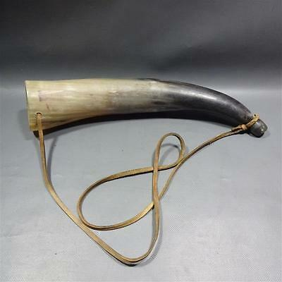 Free State of Jones Movie Screen Used Knight Company Blow Horn