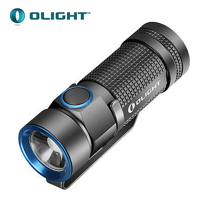 Olight S1 Baton Flashlight CREE XM-L2 CW LED 500lm