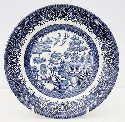 Willow Pattern Vintage Tea Side Plate Broadhurst
