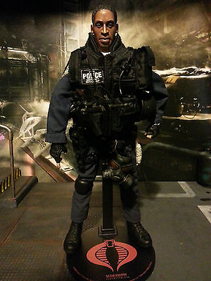 Hot 1/6 Bbi Police Soldier Nypd Dam Denis Rodman Headsculpt Toys Swat Usa Story