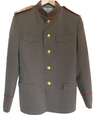 Russian Imperial Army WWI Kitel (Field tunic) Infantry officers M1907 Replica