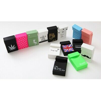 ​Cigarette Tobacco Storage Box Container Case Smoke Packet Holder Pocket