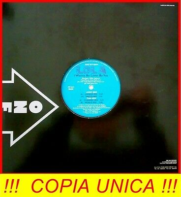 "Lola "" I Wanna Be Lover By You "" 12"" Imc 97-304 Italo ** Copia Unica **"