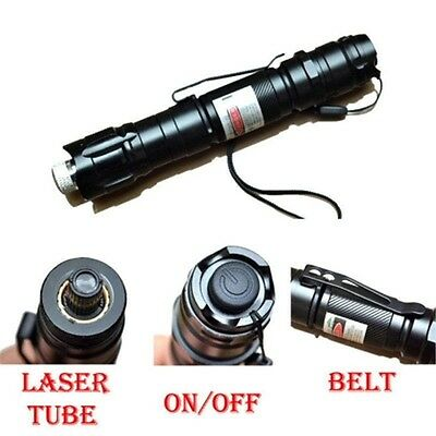 8000M Professional High Power Green Laser Pointer 1mw 532nm Light Pen Lazer Beam