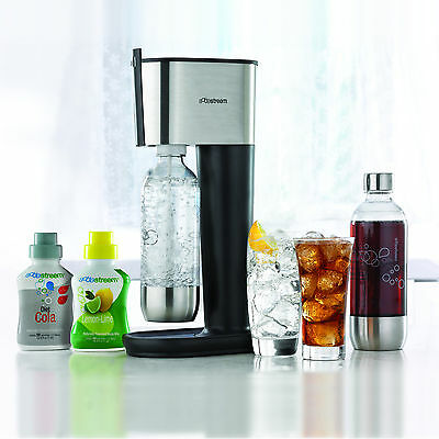 Sodastream Pure Fizzy Drinks Maker With 2 Bottles COLLECTION ONLY In Wimbledon.
