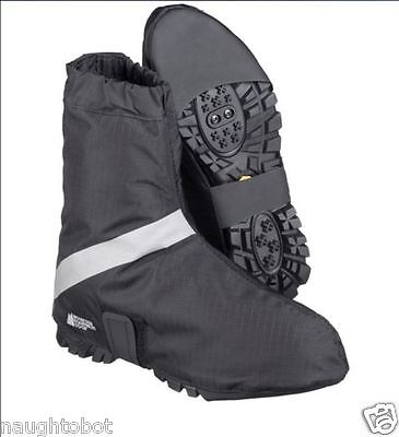 MEC Cycling Shoe Covers - New With Tags, Large 10M/11W : Wet Cold Windy Weather