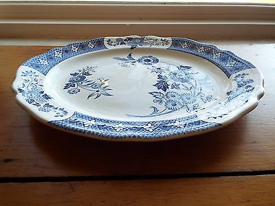 Royal Staffordshire J & G Meakin Cathay Oval Platter