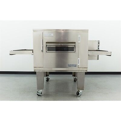 "Reconditioned Lincoln 1000 32"" Gas Conveyor Pizza Oven"