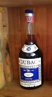 old brandy - DUBAC Landy Freres 150cl. bottle very old