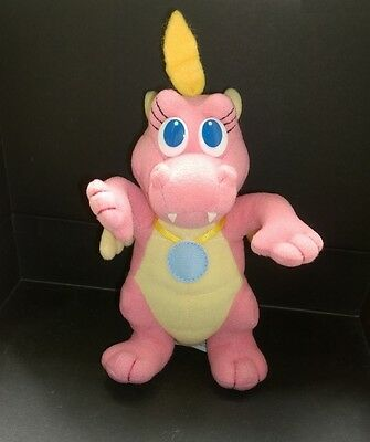 Dragon Tales Cassie Dinosaur With Movable Wings Plush Doll By Playskool