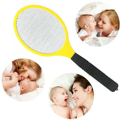 Electric Pest Insect Bug Fly Zapper Mosquito Swatter Killer Racket 15.5 cm*43 cm