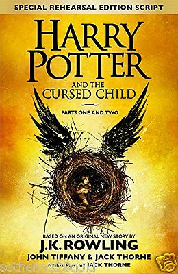 Ebook Harry Potter and the Cursed Child – Parts One and Two(Kindle Edition)