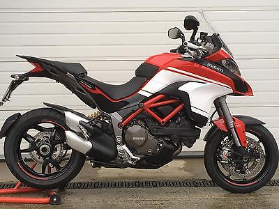 Ducati Multistrada 1200 S - Immaculate 5552 miles example !!