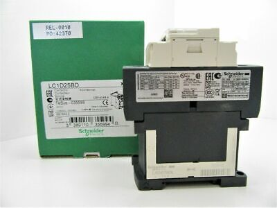 LC1D25BD Schneider Electric Contactor 25A 24VDC (New)