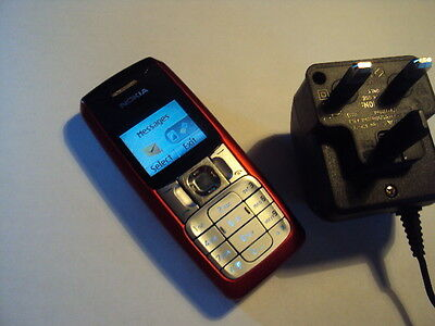 Original  Nokia 2310 Simple Mobile Phone On T-Mobile/virgin +Charger