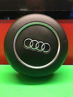 Audi A6 4G C7 Steering Wheel Driver Side Airbag