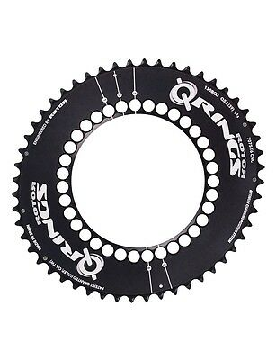 Rotor Qrings 130mm chainring (from 39 T to 56T)