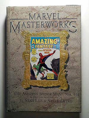 Marvel Amazing Spider-Man Blister Marvel Masterworks New In English From U.s.a