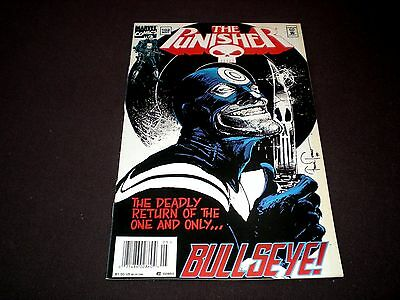 The Punisher 102, (1995), Bullseye, Marvel Comics B01