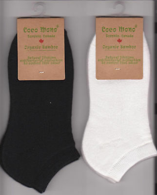 8 Pairs Organic Bamboo Men's Athletic Ankle Socks (Y5005)