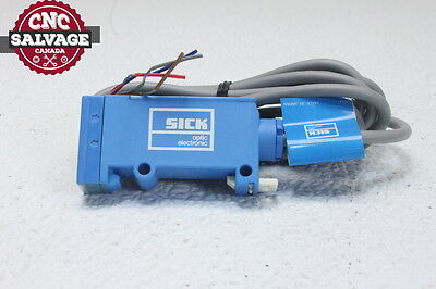 SICK WLL6-P122 Fiber Optic Sensor *NEW*