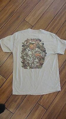Joe Camel Camouflage XL T-Shirt Vintage 1992 Great condition!!