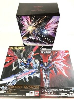 New! BANDAI METAL BUILD Gundam Seed DESTINY GUNDAM Full package version F/S