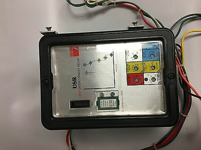 Federal Pioneer RMS Overcurrent Relay Type USR LSI used eok