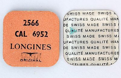 LONGINES original parts date corrector Ref. 2566 for caliber 6952 New Old Stock