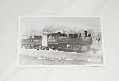 Huron County Pioneer Museum - Goderich Ontario real photo postcard