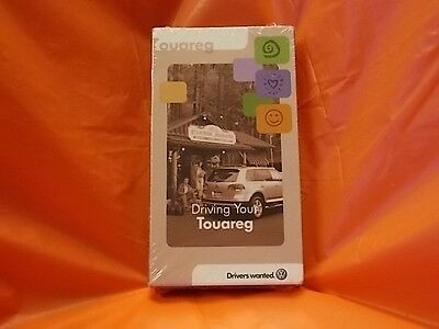 New Factory Original Vw Driving Your Touareg Video 2003 Oem Vwtrgvideng04