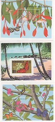 Dominica Stamps New