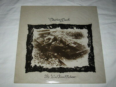 CHRISTIAN DEATH The Wind Kissed Pictures USA DIFFERENT COVER