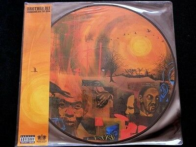 Brother Ali ‎– Shadows On The Sun 2xLP NEW Picture Disc, Limited Edition Vinyl