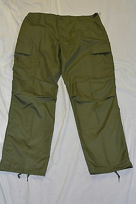 New green camo combat style pants size x-large (ref2#bte76)