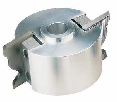 Woodstock D1700 2-Inch Moulding Head System Cutter head with 3/4-Inch Bore NEW