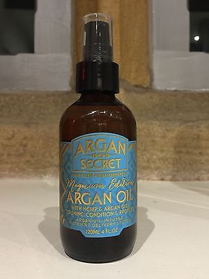 Argan Secret Oil 120Ml Moroccan Oil 100% Better Value Than Argan Secret Oil 60Ml
