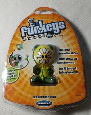 RARE new in packaging - Funkeys Sprout Yellow