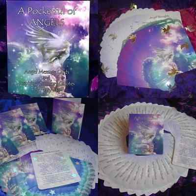 Angel Message Cards - A Pocketful of Angels - by Mary Jac