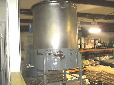 150 Gallon Stainless Steel Tank